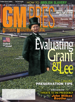 On the cover of the GM Pres!